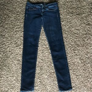American Eagle Skinny-Stretch Jeans